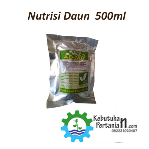 Foto Produk Nutrisi AB Mix Sayur Daun dari pesma agrofarm