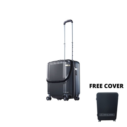 "Foto Produk ace. Palisades-Z Tas Koper Hardcase Trolley 20"" standar Jepang (05581) dari Ace Japan Luggage"