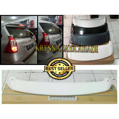 Foto Produk SPOILER GRAND AVANZA / XENIA 2020 dari KRESNA CAR ACCESORIES