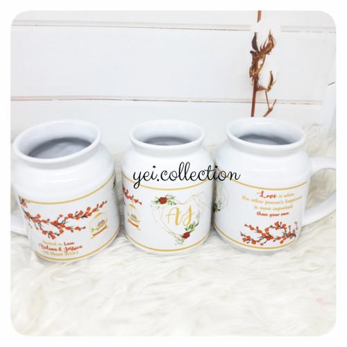 Foto Produk Souvenir Mug / Mug Ultah dari yei.collection