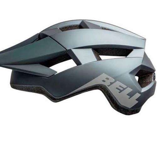 Foto Produk Helm Sepeda BELL SPARK / MATT GREY - MATT GRAY dari TMMOTO DOT NET