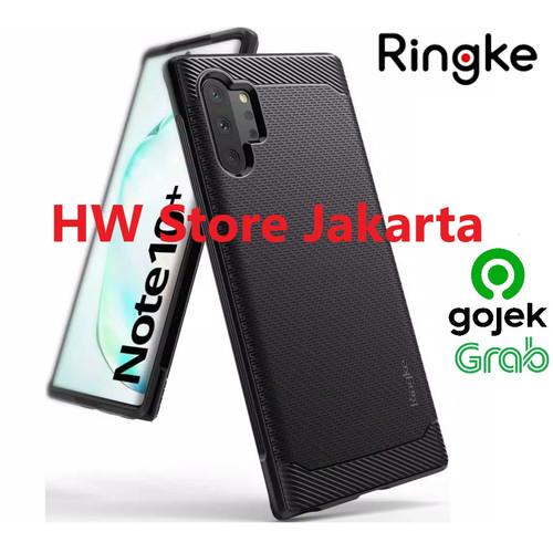 Foto Produk Case Samsung Galaxy Note 10 Plus / Note 10 RINGKE Onyx ORIGINAL Casing - Note X Plus, Hitam dari HW Store Jakarta