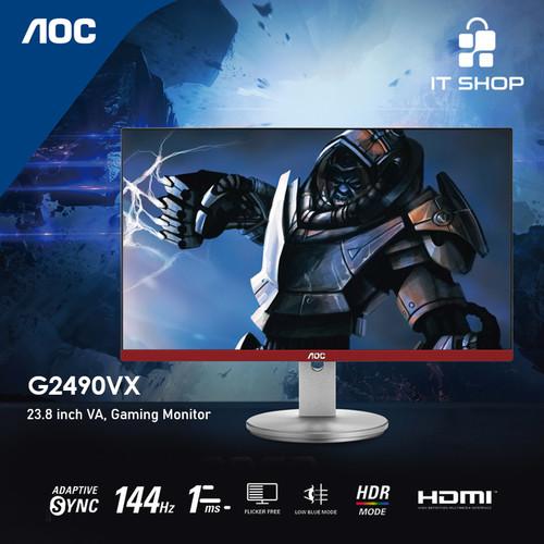 Foto Produk AOC Gaming Monitor G2490VX dari IT-SHOP-ONLINE