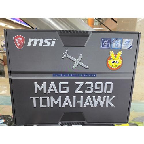 Foto Produk MOBO MSI MAG Z390 TOMAHAWK + I7 9700F BOX dari iconcomp