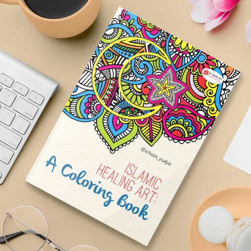 Foto Produk Islamic Healing Art : A Coloring Book dari DM Bookstore