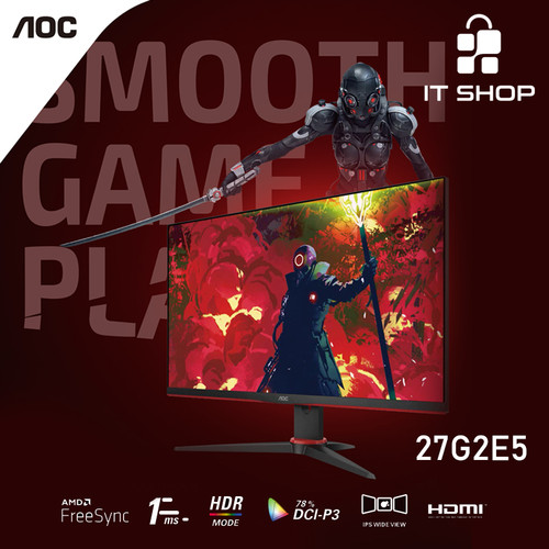 Foto Produk AOC Gaming Monitor 27G2E5 dari IT-SHOP-ONLINE