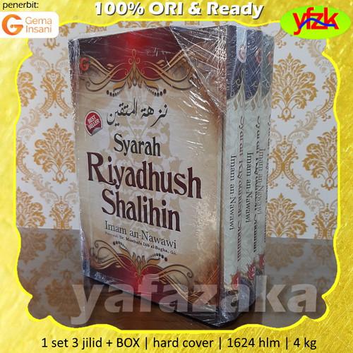 Foto Produk Buku Syarah Riyadhus Shalihin 1 Set Lengkap dari Yafazaka