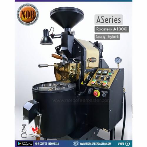 Foto Produk Mesin Roasting Kopi A1000i Capacity 1kg/batch dari NOR Coffee Indonesia