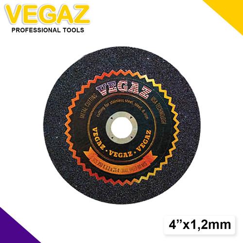 Foto Produk VEGAZ - Batu Potong / Cutting Wheels 4x1,2 dari Vegaz-Tools