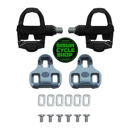 Foto Produk Pedal Cleat Roadbike - LOOK KEO CLASSIC 3 - Hitam dari Sisum Cycle Shop