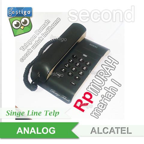 Foto Produk Telepon Untuk Rumah/Indihome Merek Alcatel dari BESTIGO PABX TELEPON