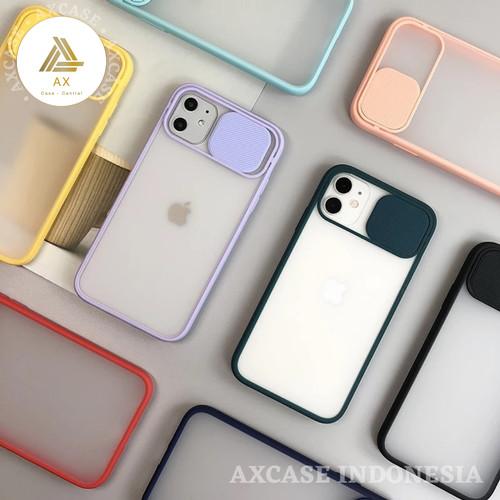 Foto Produk Case Iphone 11, 11 Pro, 11 Pro Max Camera Protection Transparant - Iphone 11, Mint dari Axcase Indonesia