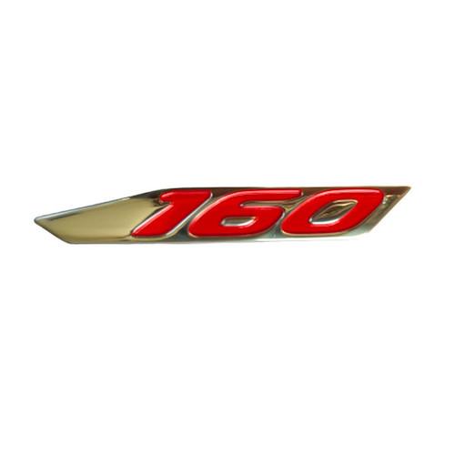 Foto Produk Emblem 3D 160 Silver Honda PCX 160 08E80K1ZGSL dari Honda Cengkareng