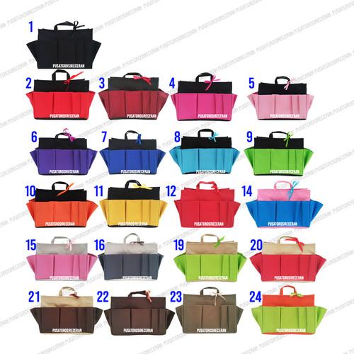 Foto Produk Bag in Bag size M (Bag Organizer) dari Pusat Grosir Eceran