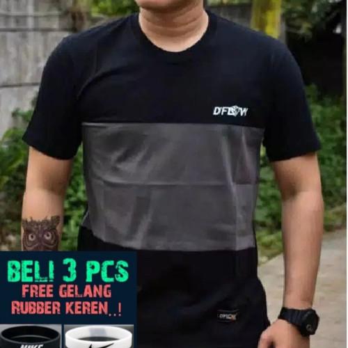 Foto Produk kaos pria original Dflow - M dari fahridaffstore