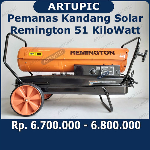 Foto Produk Pemanas Kandang Solar 51 KW Remington REM 36 CEC Heater Solar Kandang dari ArtupicPeralatanPeternak