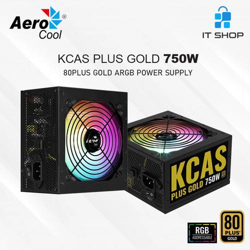 Foto Produk Aerocool RGB Power Supply KCAS 750G dari IT-SHOP-ONLINE