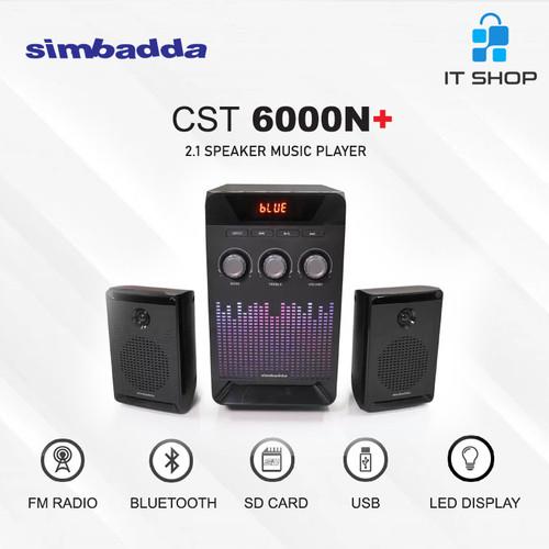 Foto Produk Simbadda Speaker CST 6000N+ dari IT-SHOP-ONLINE