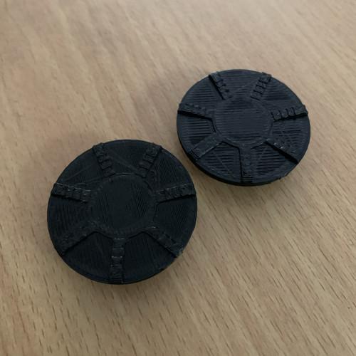 Foto Produk Visor lock / kuncian visor nolan N43 custom dari ravinowi