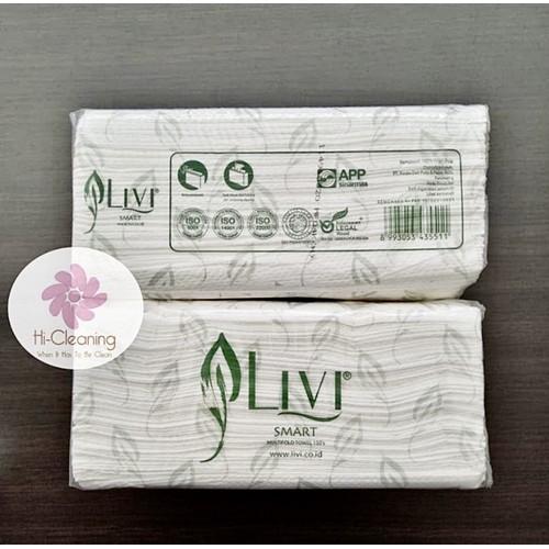 Foto Produk Tissue Livi Hand Towel Smart Multifold dari HiCleaning