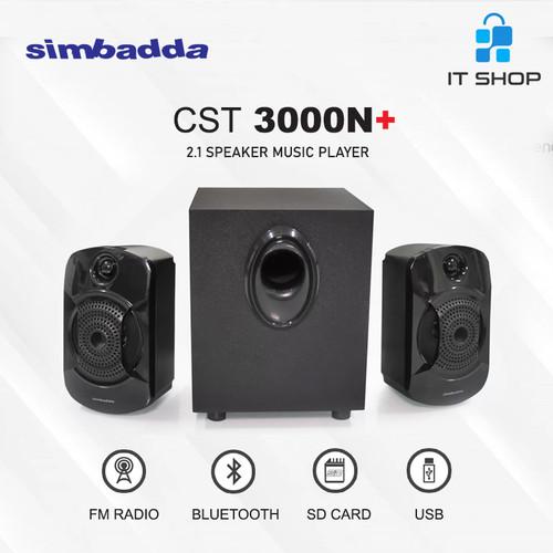 Foto Produk Simbadda Speaker CST 3000N Plus dari IT-SHOP-ONLINE