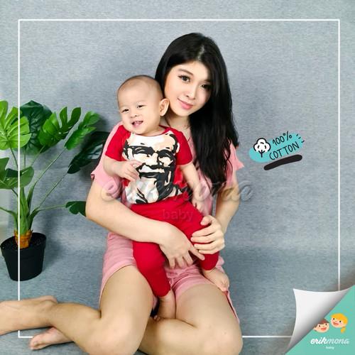 Foto Produk baju jumper bayi karakter kfc lucu - M dari ermon baby and kids