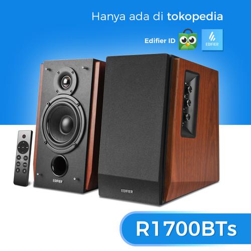 Foto Produk Edifier R1700BT Bluetooth Bookshelf Speakers - 2.0 dari Edifier ID