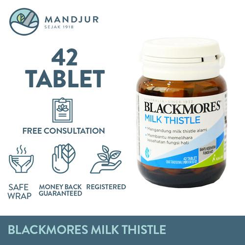 Foto Produk Blackmores Milk Thistle dari moermer