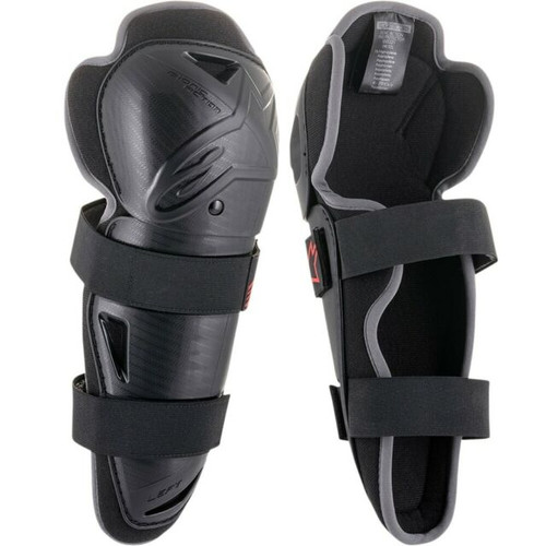Foto Produk Pelindung Lutut Alpinestars Action Knee Protector - Black Red S/M dari Thrill Bitz