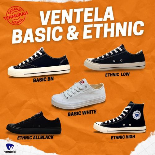 Foto Produk SEPATU VENTELA BASIC/ VENTELA ETHNIC / NOT VENTELA PUBLIC - 39, ETHNIC LOW dari CONCEPTS.ID