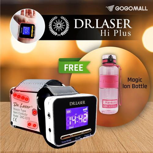 Foto Produk Dr Laser Hi Plus Official Gogomall Alat Terapi Cegah Stroke Berulang dari Gogomall Official Store