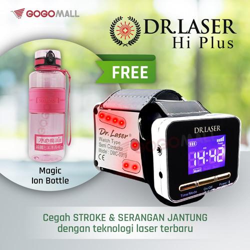 Foto Produk Dr Laser Hi Plus Gogomall Terapi Laser Melancarkan Sirkulasi Darah dari Gogomall Official Store