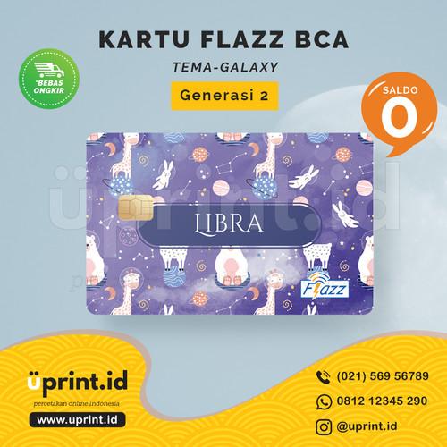 Foto Produk Kartu Flazz BCA Gen 2 | Saldo 0 | Custom Nama | FLZ095 dari Uprint.id