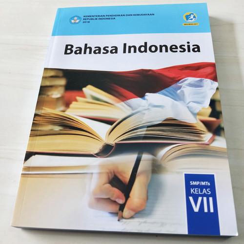 Foto Produk Bahasa Indonesia Kelas 7 SMP Revisi 2017 (VII SMP) dari Gerai Buku Sekolah