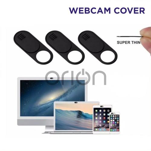 Foto Produk Webcam Cover Laptop Camera HP Macbook Thin Tutup Webcam Cover Slim dari ORION Official