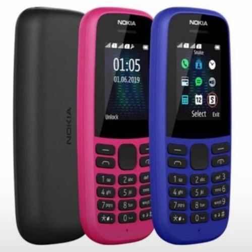 Foto Produk Nokia 105 King (2019) Garansi Resmi TAM dari Nic-cell