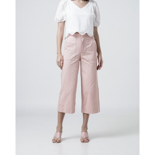 Foto Produk THIS IS APRIL- Kalani Pants - Pink - M dari This Is April