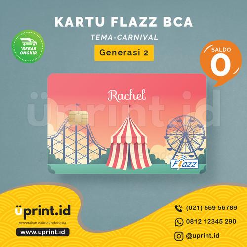 Foto Produk Kartu Flazz BCA Gen 2 | Saldo 0 | Custom Nama | FLZ074 dari Uprint.id