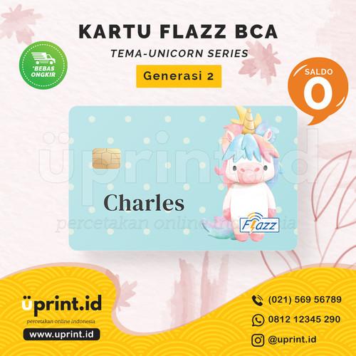 Foto Produk Kartu Flazz BCA Gen 2 | Saldo 0 | Custom Nama | FLZ069 dari Uprint.id