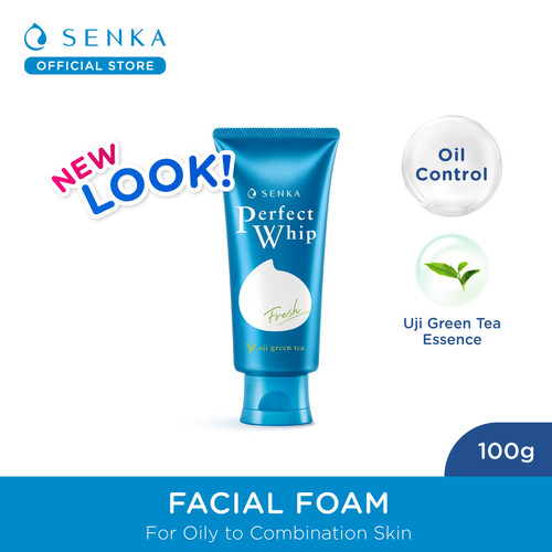 Foto Produk Senka - Perfect Whip Fresh 100 gr dari Senka Official Store