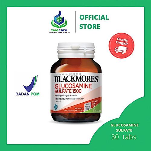 Foto Produk BLACKMORES GLUCOSAMINE SULFATE 1500mg BPOM KALBE - 30 tablet dari MUSCLE NUTRITION