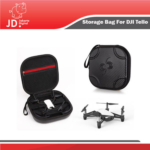 Foto Produk Bag DJI Tello Storage Portable dari Jakarta Digital