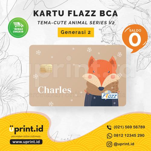 Foto Produk Kartu Flazz BCA Gen 2 | Saldo 0 | Custom Nama | FLZ059 dari Uprint.id