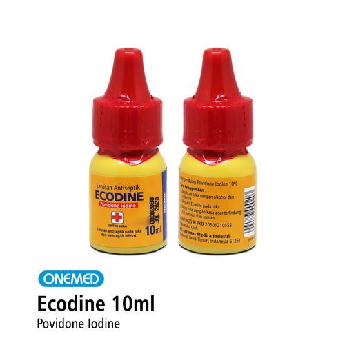 Foto Produk Ecodine Onemed 10 Ml dari Onemed Rawat Luka
