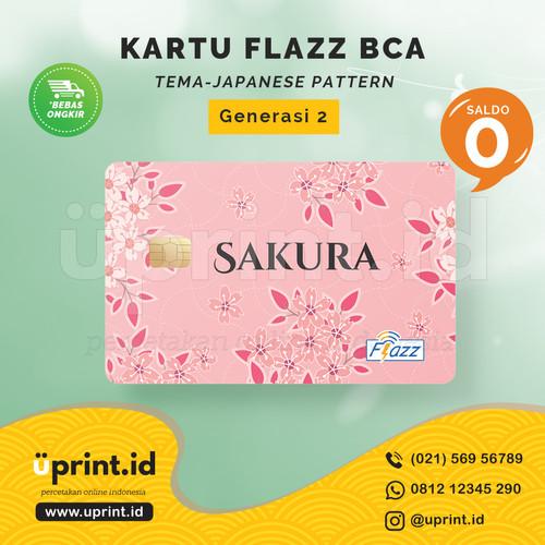 Foto Produk Kartu Flazz BCA Gen 2   Saldo 0   Custom Nama   FLZ047 dari Uprint.id