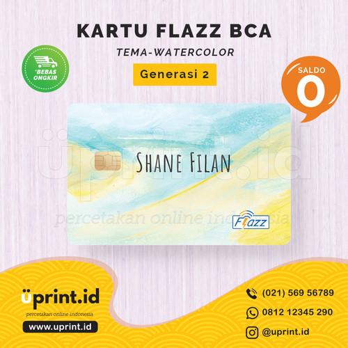 Foto Produk Kartu Flazz BCA Gen 2 | Saldo 0 | Custom Nama | FLZ039 dari Uprint.id