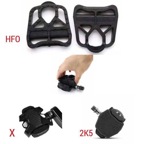 Foto Produk Flat pedal adaptor untuk cleat KEO LOOK - MODEL HFO dari HANGERMEDAL DOT COM