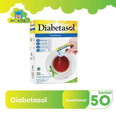 Foto Produk Diabetasol sweetener 50gr dari mitrasusu