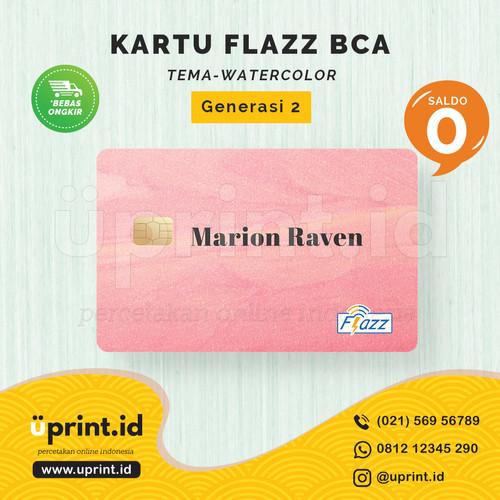 Foto Produk Kartu Flazz BCA Gen 2 | Saldo 0 | Custom Nama | FLZ037 dari Uprint.id