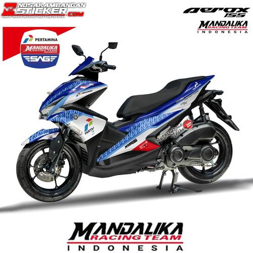 Foto Produk Stiker Aerox Mandalika 01 dari Nusakambangan Sticker01